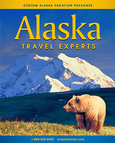 Get your free Alaska Travel Planner and Map.