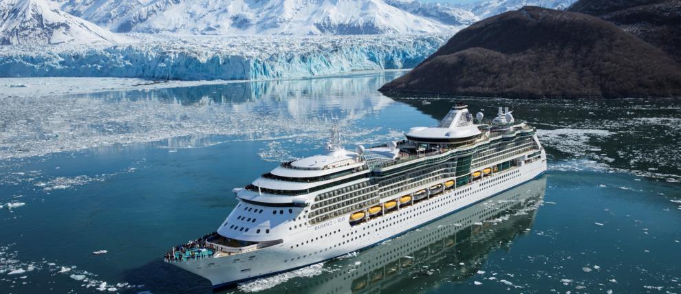 Alaska Cruise Routes   Vancouver to Seward or Whittier ...