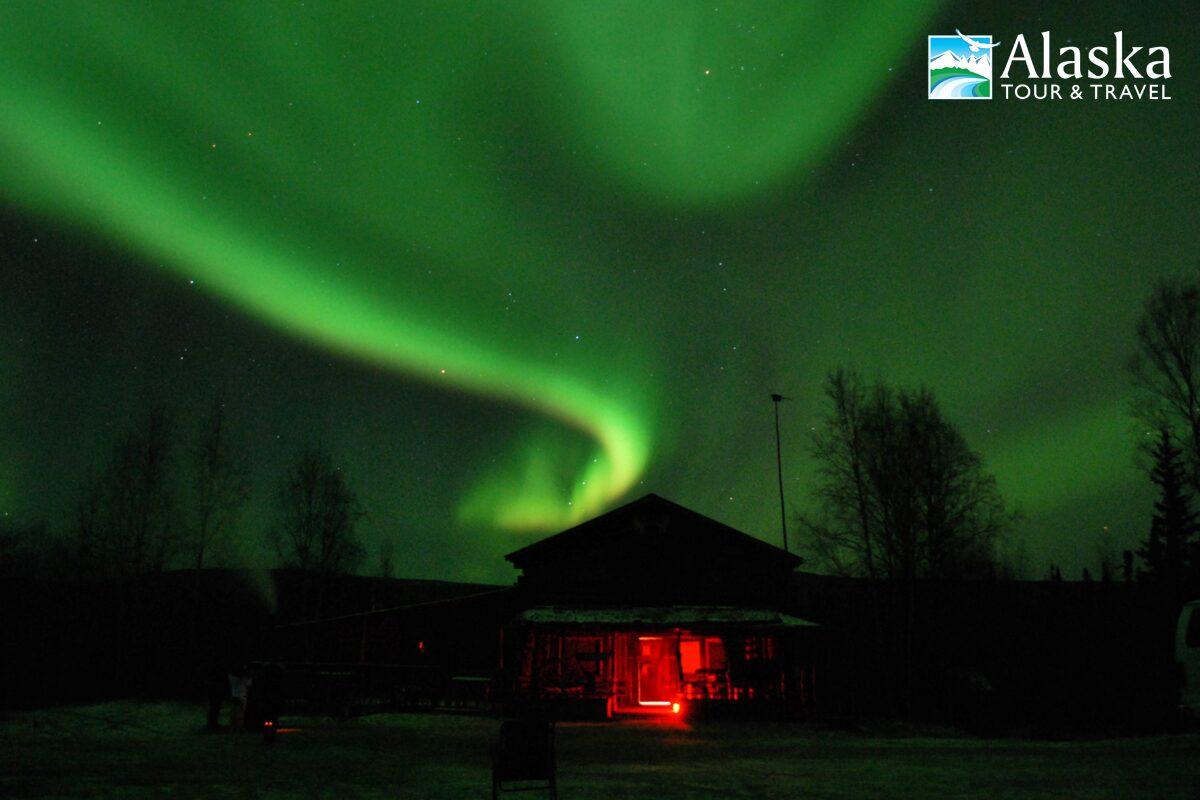 Homestead Aurora Adventure Winter Alaska Northern Lights Tours Alaskatravel Com